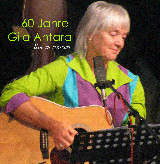 60 Jahre – Gila Antara live in Conzert