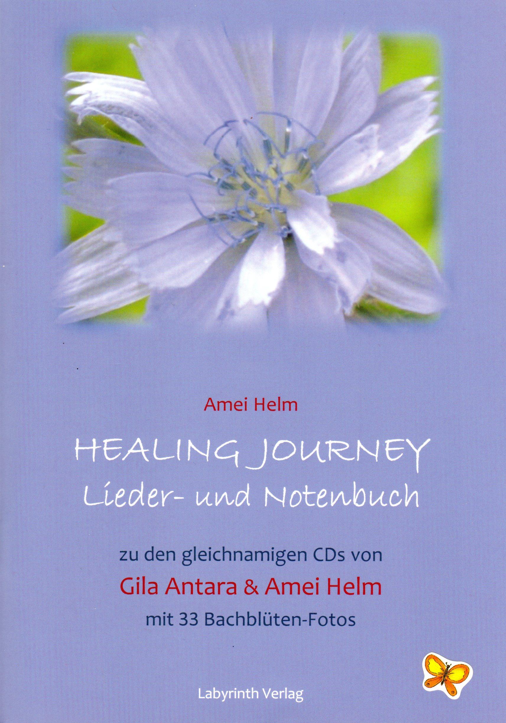 Healing Journey Lieder- und Notenbuch